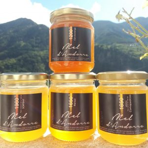 miel de haute montagne, miel de montagne, miel des Pyrénées, miel d'altitude